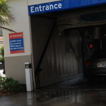 Touchless Car Wash Chevron