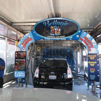 Bellagio Car Wash Yelp