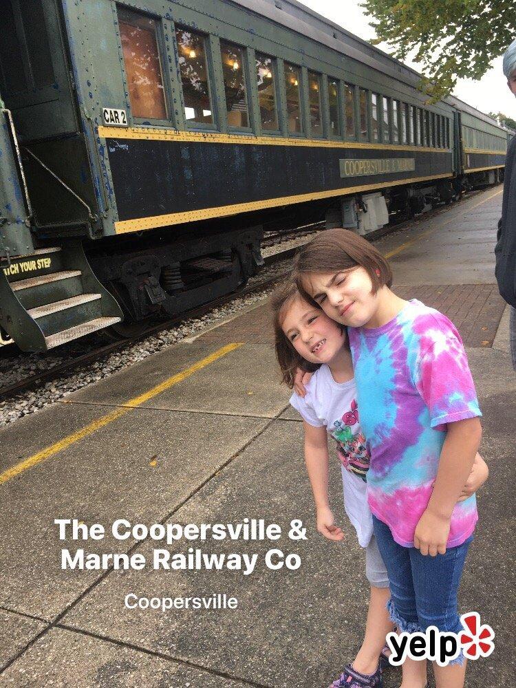 The Coopersville & Marne Railway Co: 311 Danforth St, Coopersville, MI