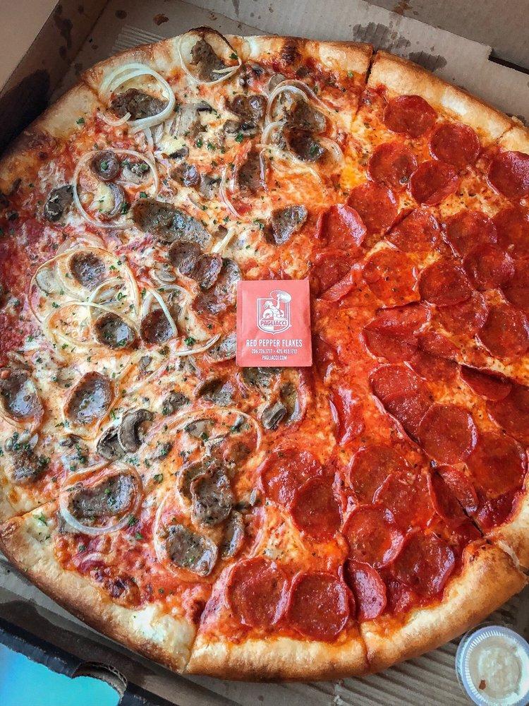 Pagliacci Pizza Seattle