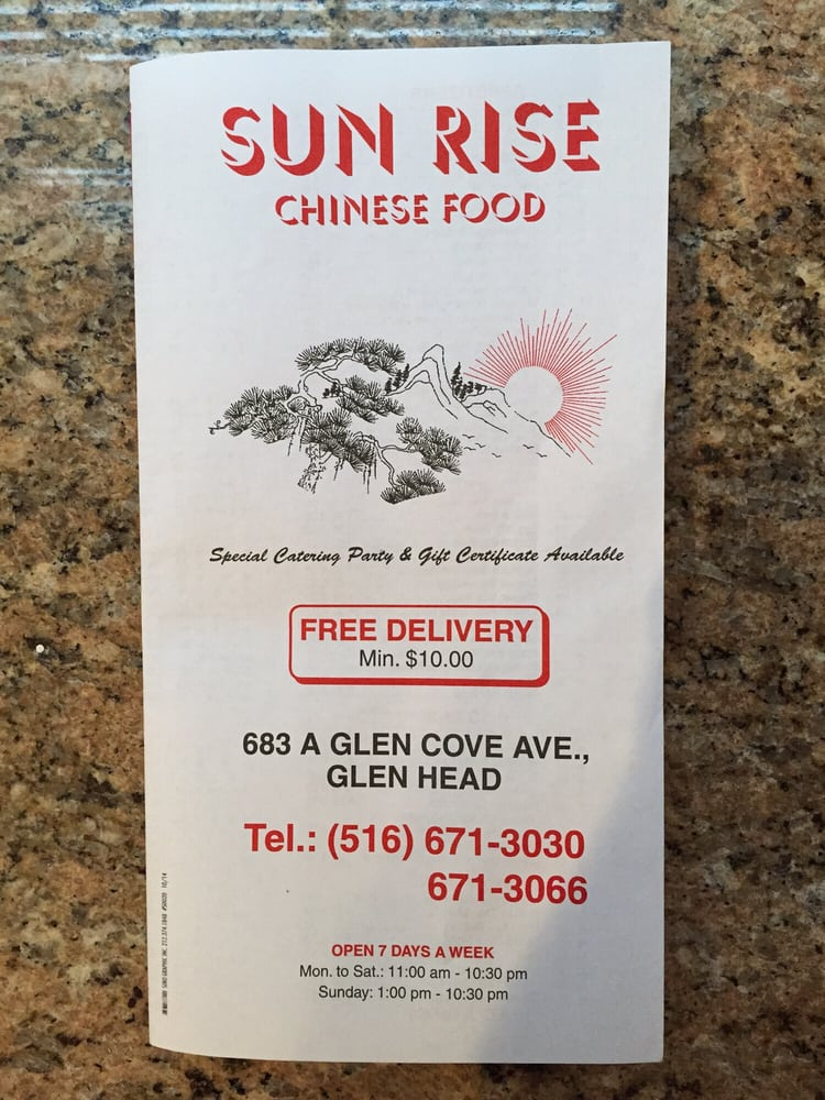 Chinese Food Near Glen Cove Ny