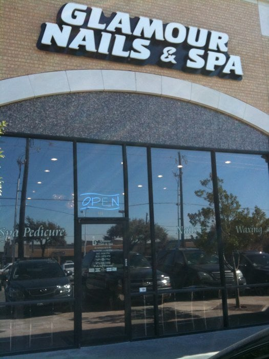 Glamour Nails And Spa Richardson Tx