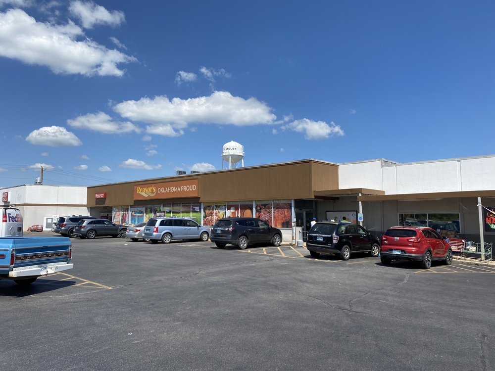 Reasor's Food Stores: Langley, OK