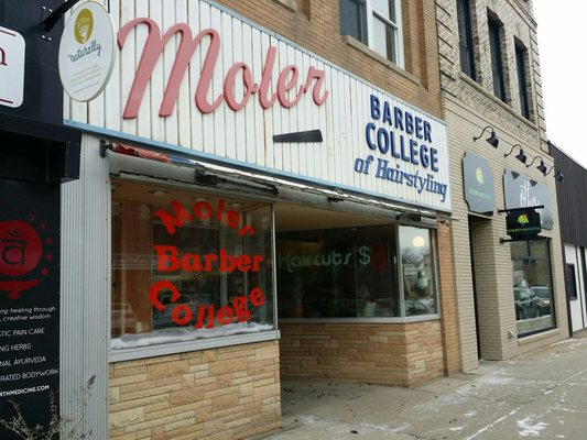 Moler Barber College of Hair Styling 16 8th St S Fargo, ND Barbers ...