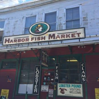 Harbor fish market 43 photos 53 reviews seafood for Fish market portland maine