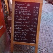 deutsche küche am checkpoint - 13 photos - german - friedrichstr ... - Deutsche Küche In Berlin