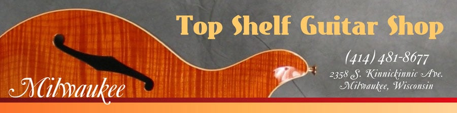 Top Shelf Guitar Shop