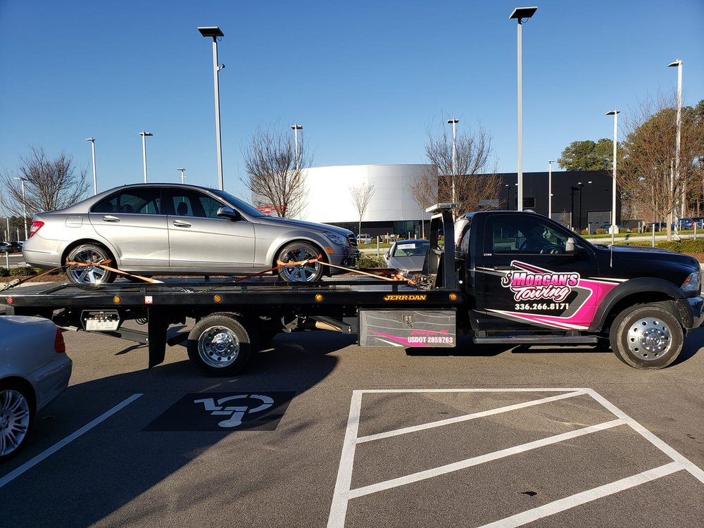 Towing business in Mebane, NC