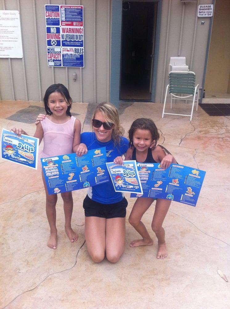 Sunsational Swim School Private Swim Lessons At Your