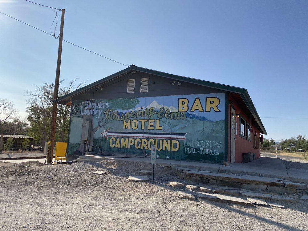 Whispering Elms Motels  &  Rv Park Campgrounds: 90 Hwy 487, Baker, NV