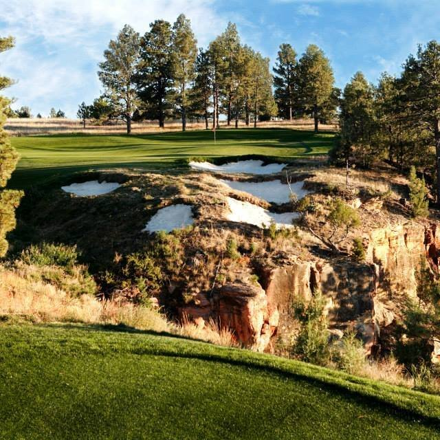 The Golf Club at Devils Tower: 77 Tower View Rd, Hulett, WY