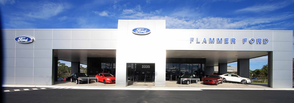 Flammer Ford & Spring Hill, Inc: 3335 Commercial Way, Spring Hill, FL