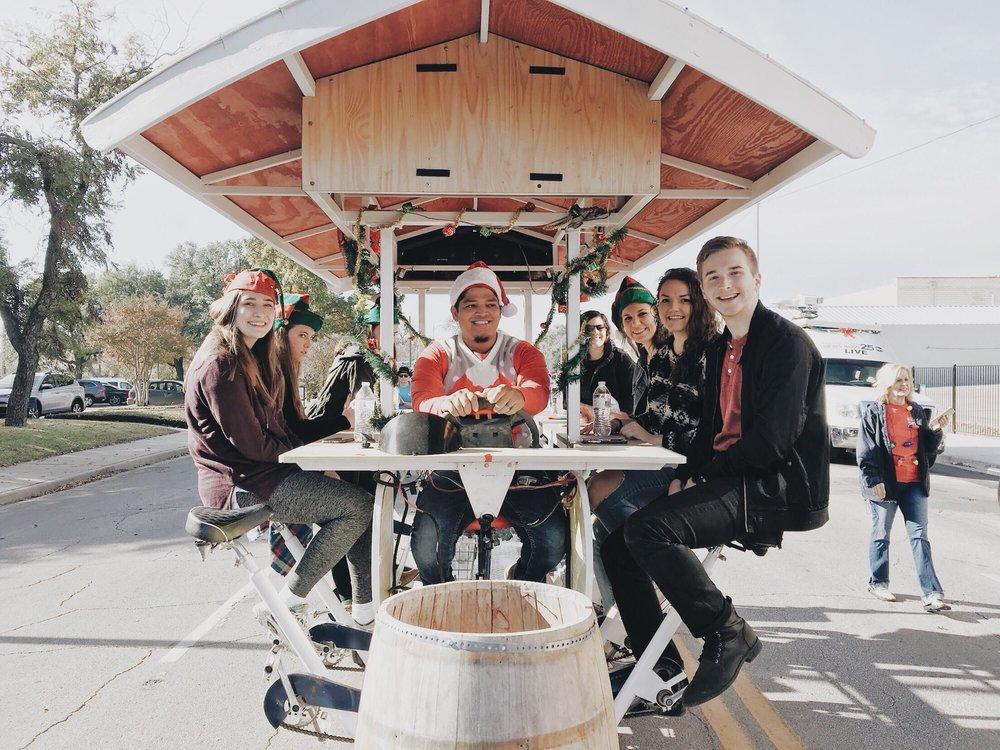 Waco Pedal Tours: 711 Washington Ave, Waco, TX