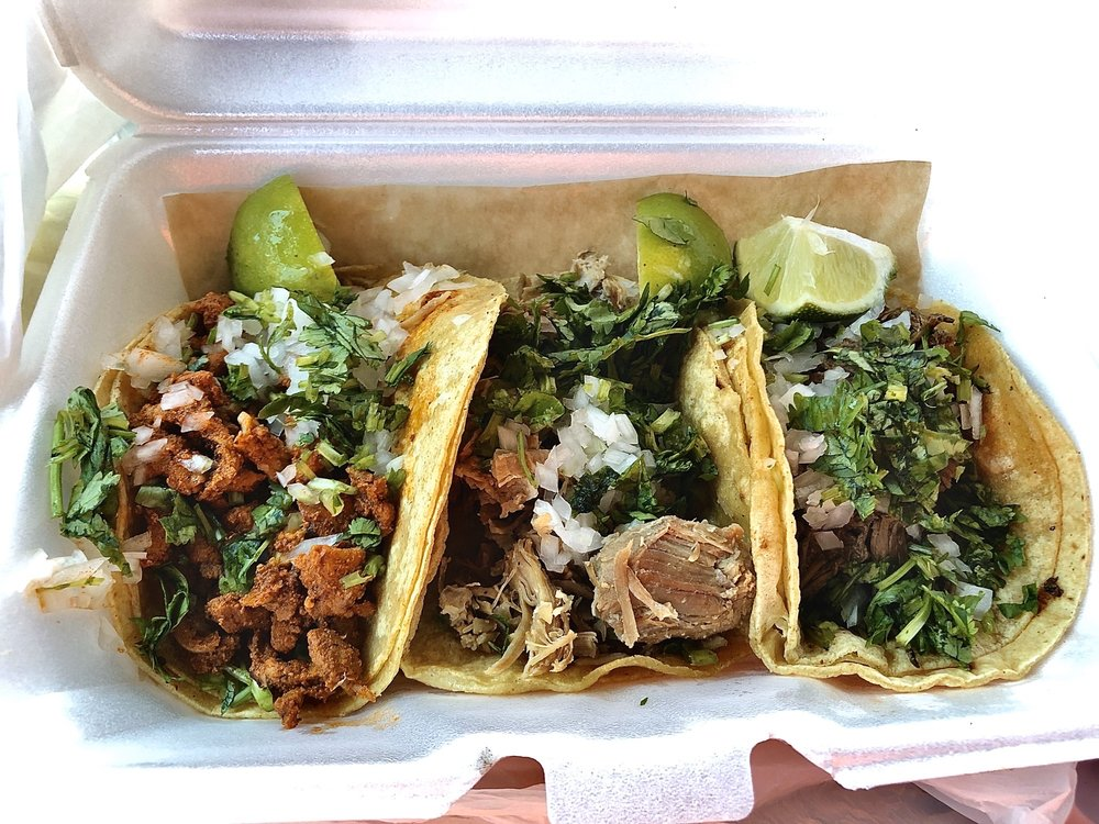Atwater Street Tacos: 26425 Atwater St, Flat Rock, MI