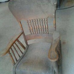 Photo Of Antique Furniture Repair   Denver, CO, United States. This Rocking  Chair