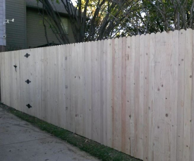 Spruce fence yelp for Budget fence and patio