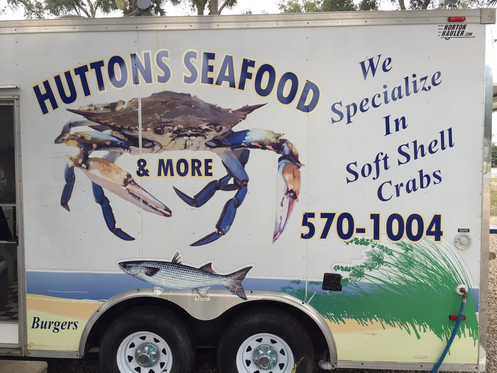 Hutton's Seafood & More