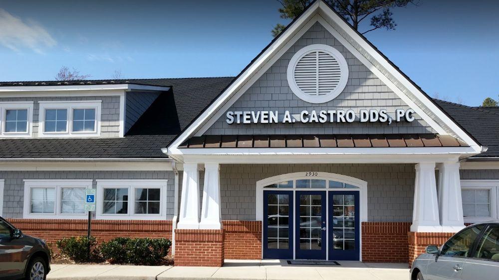Steven A Castro, DDS: 2930 W Hundred Rd, Chester, VA