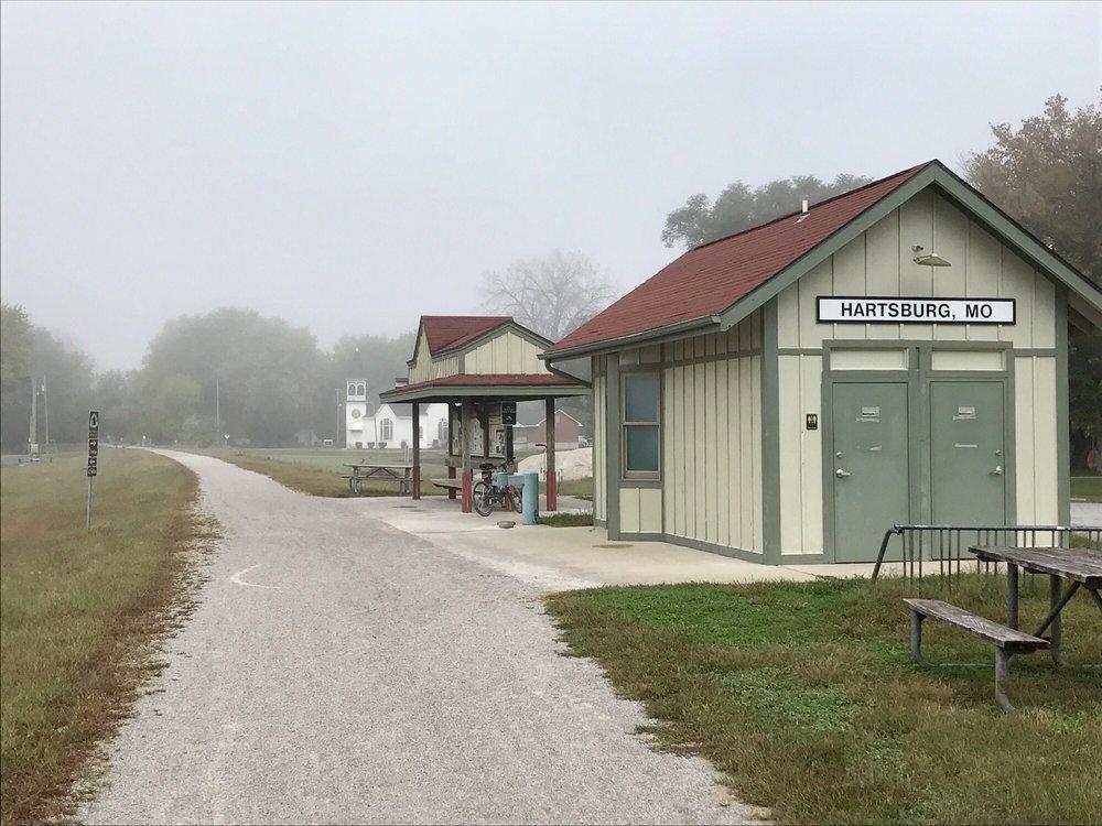 The Hartsburg Hitching Post: 10 N 2nd St, Hartsburg, MO