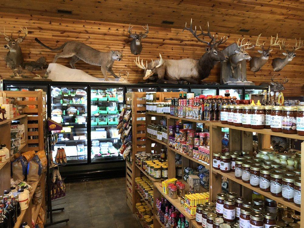 Jerome Country Market: 8985 E Chicago Rd, Horton, MI