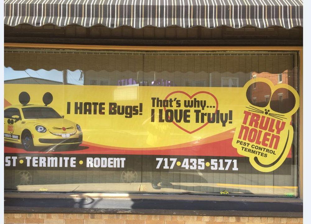 Truly Nolen Termite & Pest Control: 135 E Main St, New Holland, PA