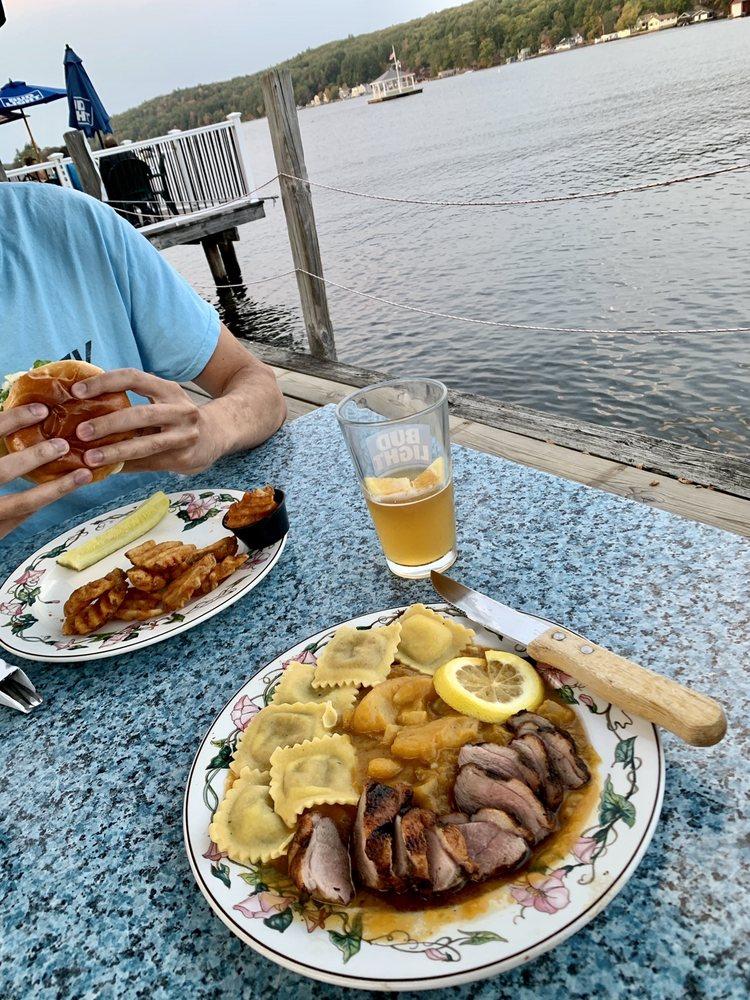 Shibley's At the Pier: 42 Mt Major Hwy, Alton Bay, NH