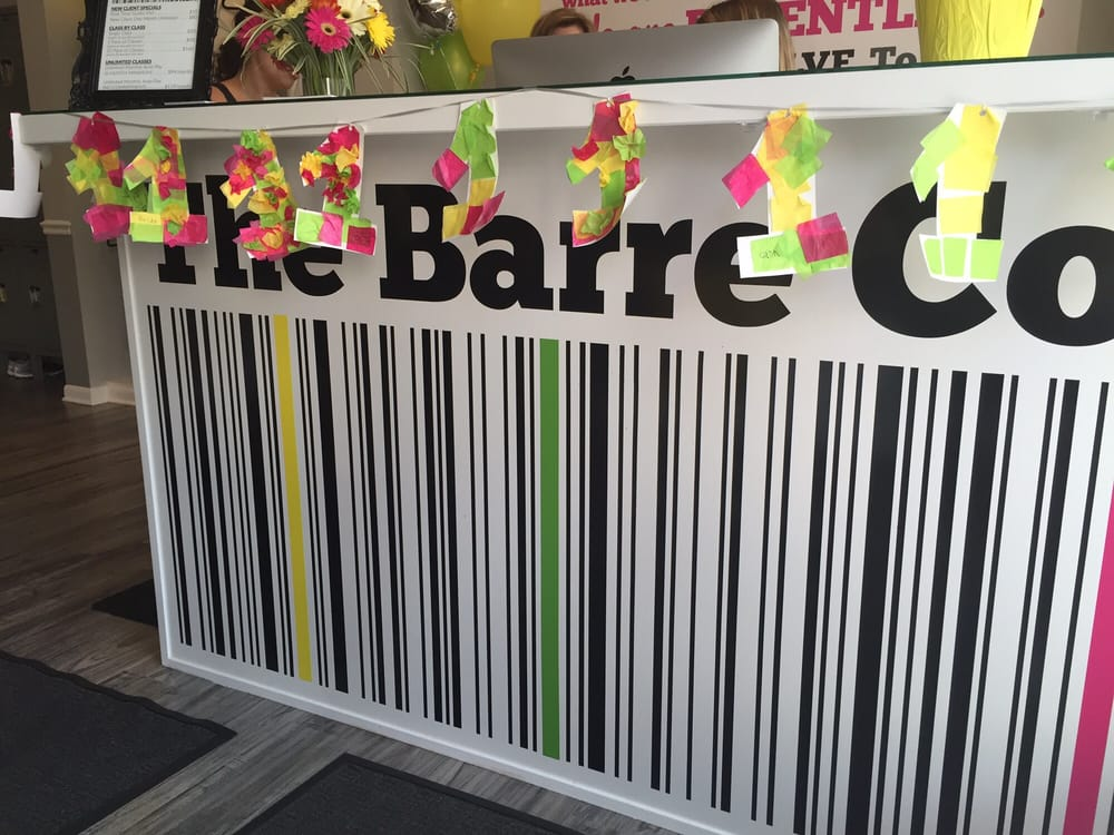 The Barre Code Oak Park