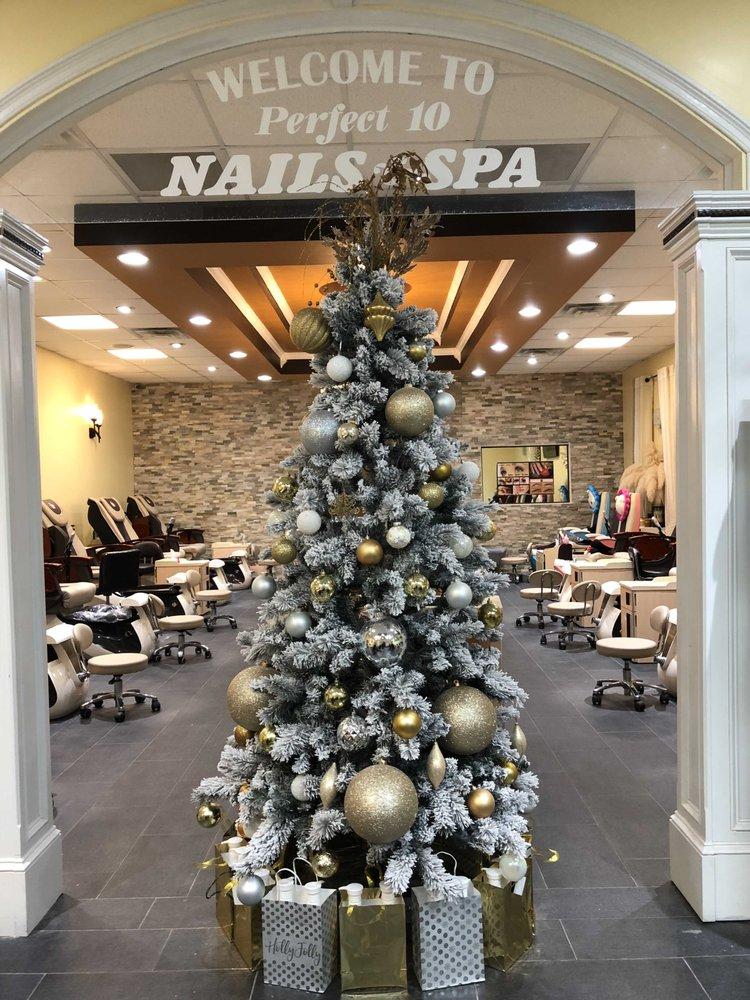 Perfect 10 Nail & Spa: 656 Exchange Cir, Bethlehem, GA