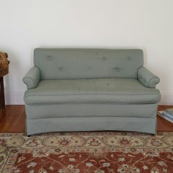 Photo Of Brunswick Reupholstering   Brunswick, ME, United States. Before  Re Upholstery