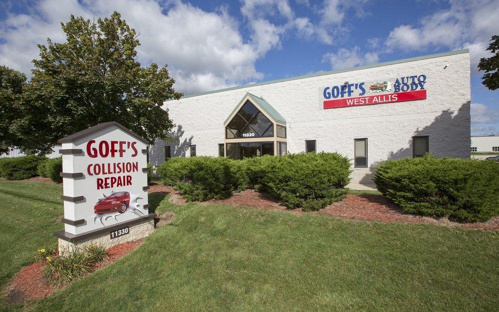 Goff's Collision Repair Center