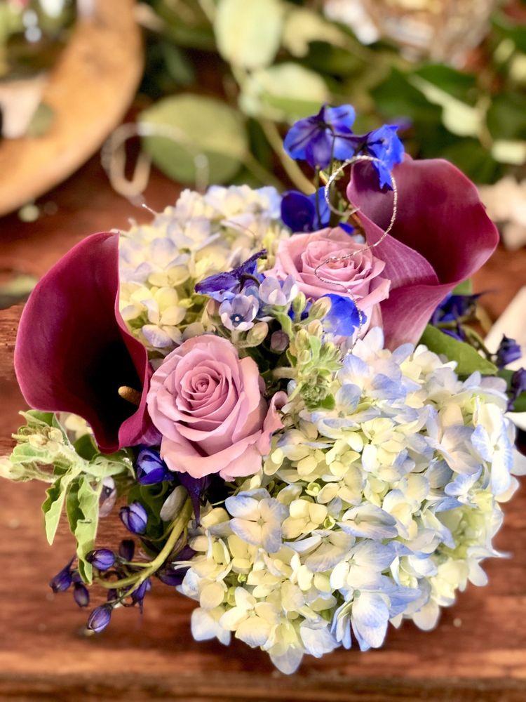 Lotus Petals Floral Design