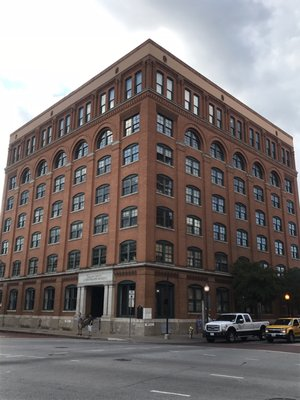 Dealey plaza 101 s houston st dallas tx historical places mapquest gumiabroncs Gallery