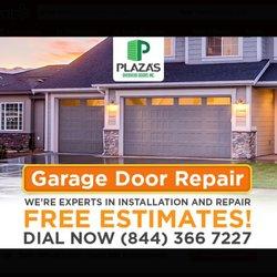 Plazau0027s Overhead Doors   Garage Door Services   655 S State ...