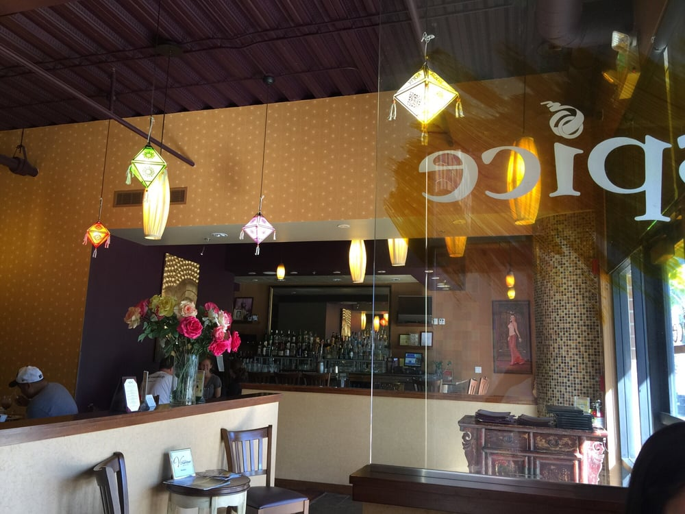 Spice Thai Kitchen And Bar Vacaville Ca
