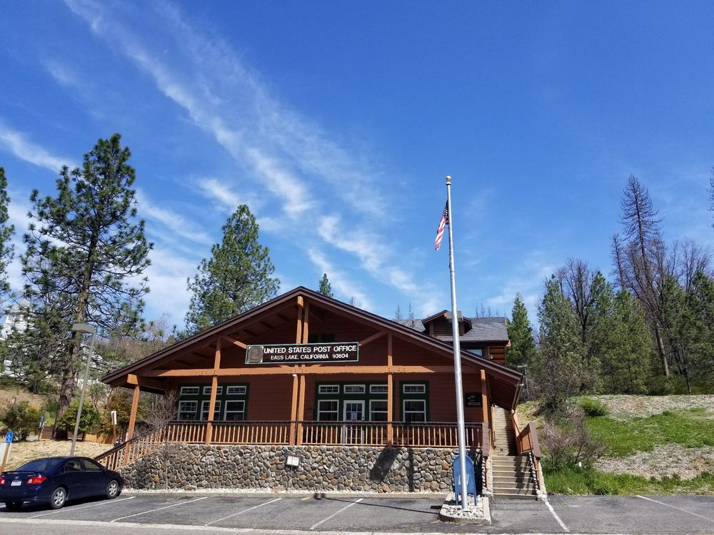 US Post Office: 54449 Road 432, Bass Lake, CA
