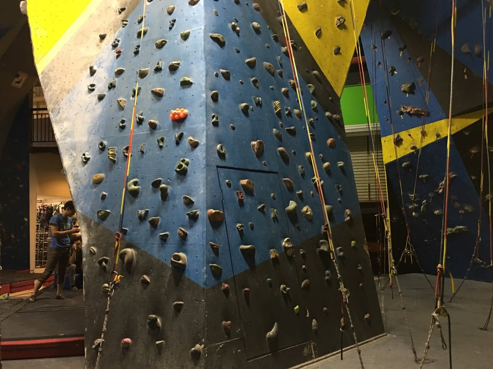 Rock City Climbing Center