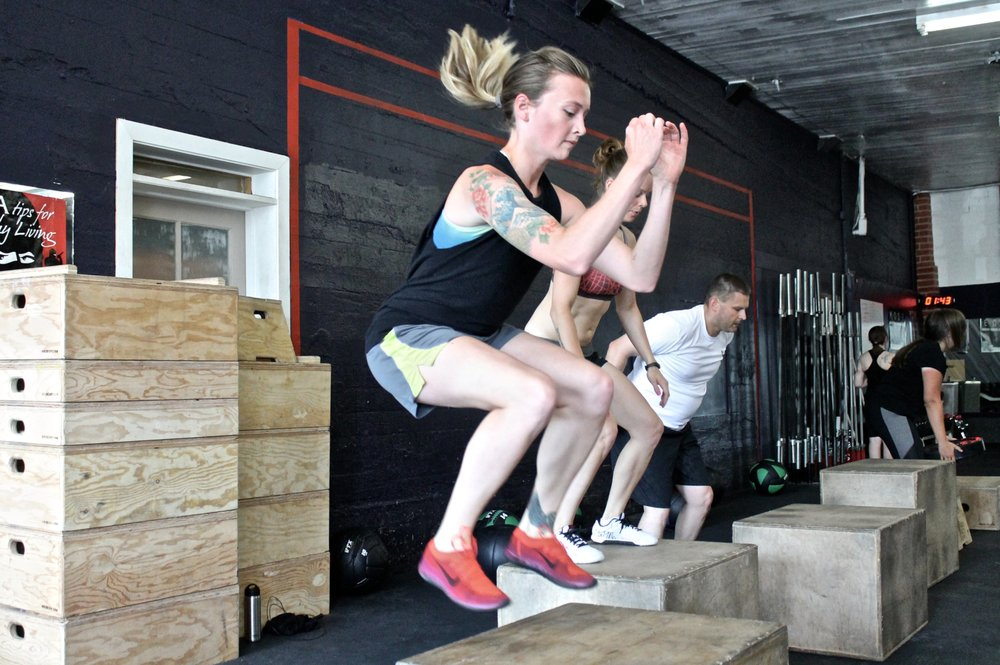 CrossFit Tigard - PAW