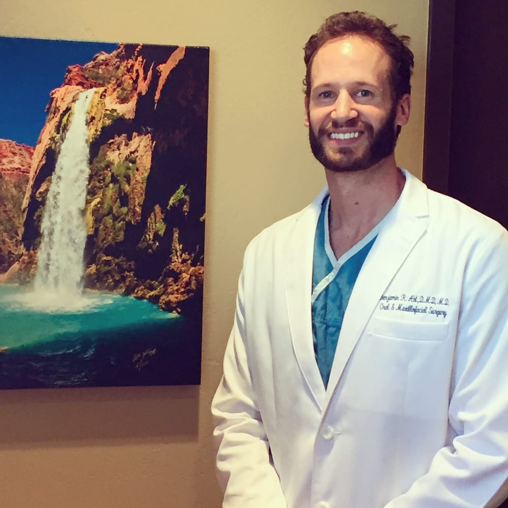 Dr. Benjamin Abt, Oral and Facial Surgery Center of Prescott: 5415 Distinction Way, Prescott, AZ