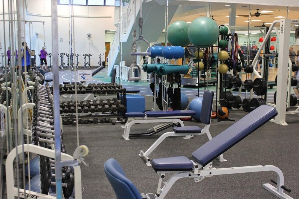 Duke Health and Fitness Center