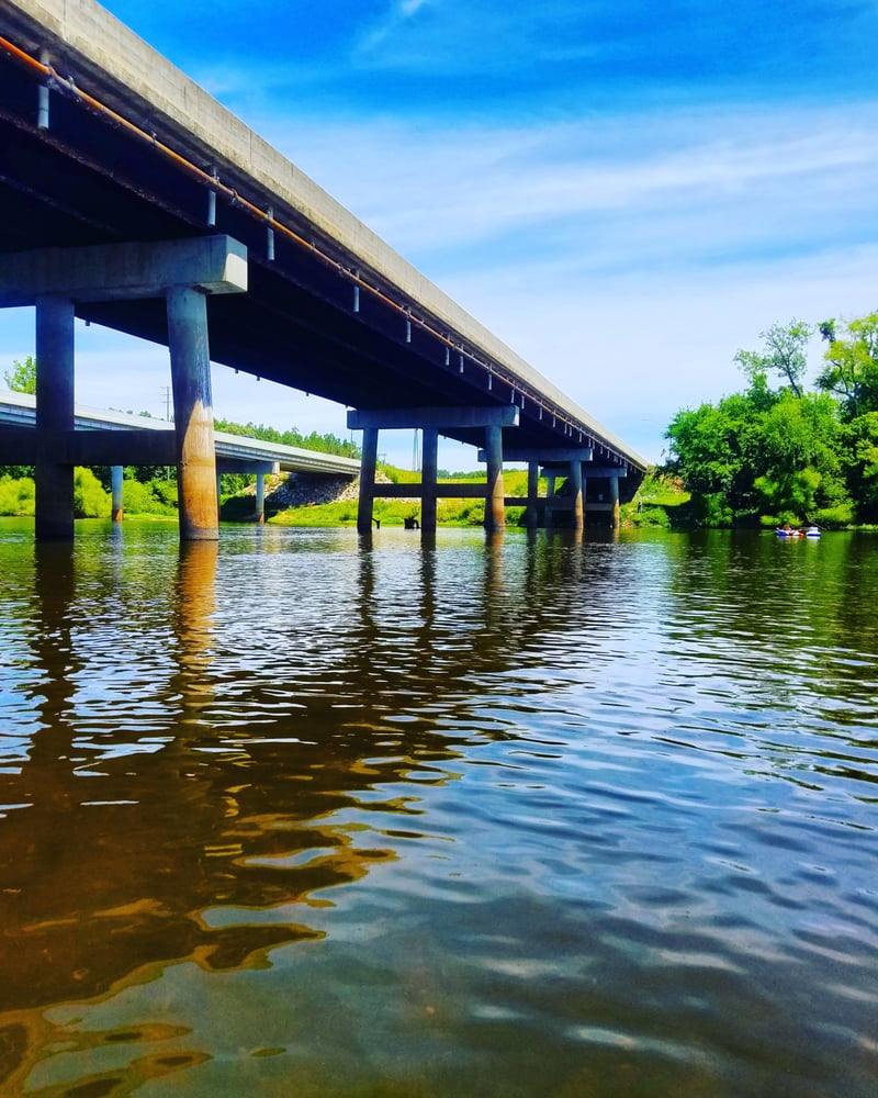Cape Fear River Adventures: 100 S Main St, Lillington, NC