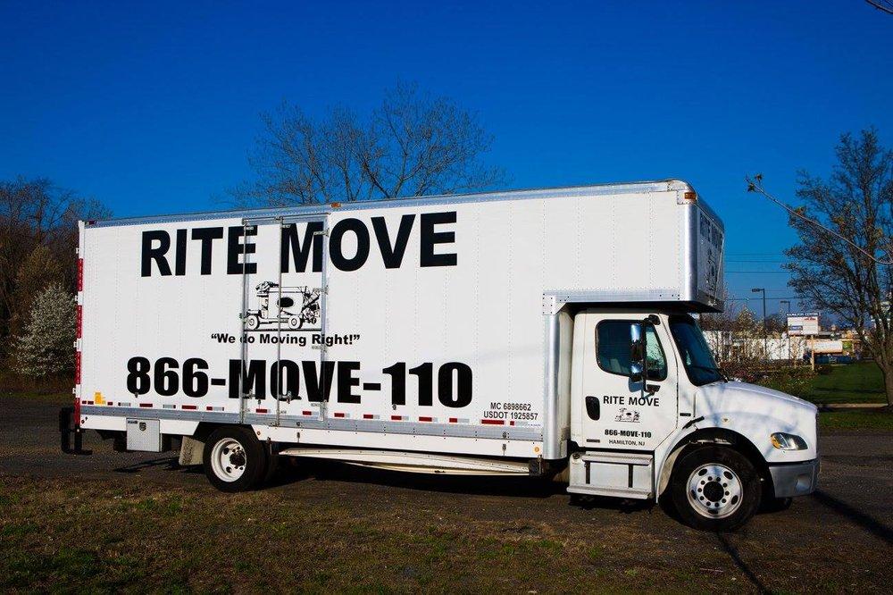 Rite Move: 777 Hwy 33, Hamilton, NJ