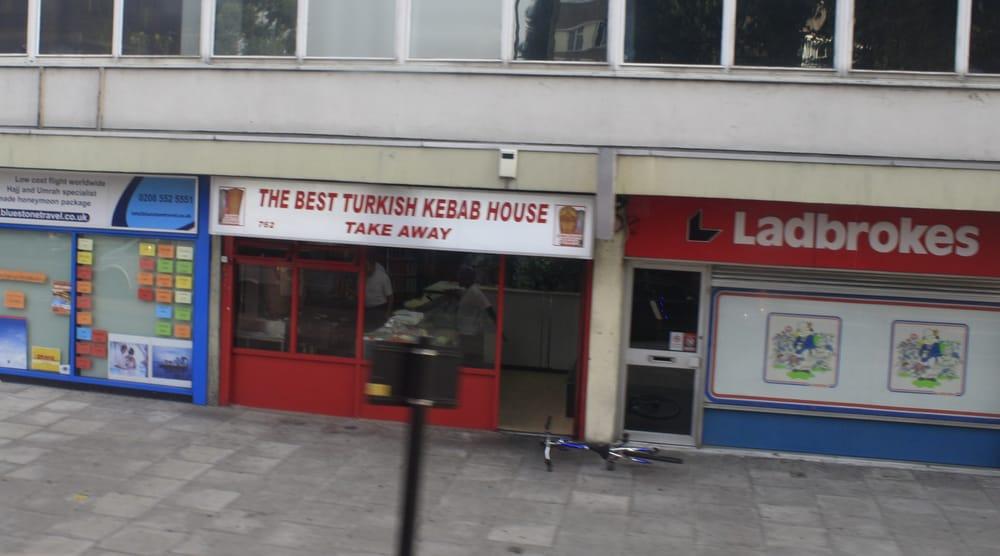 The Best Turkish Kebab House Fast Food 762 Barking
