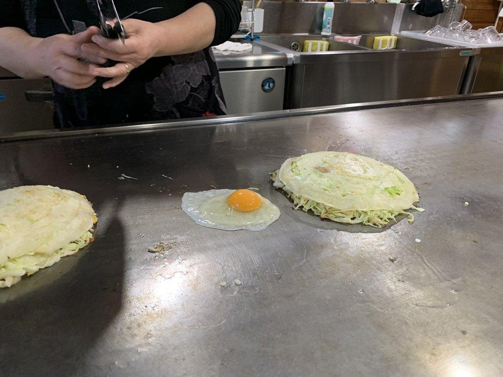 Hiroshimafū Okonomiyaki Sakura