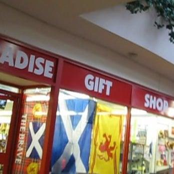 Paradise Gift Shop - Pound Shops - Shawlands Arcade, Shawlands ...