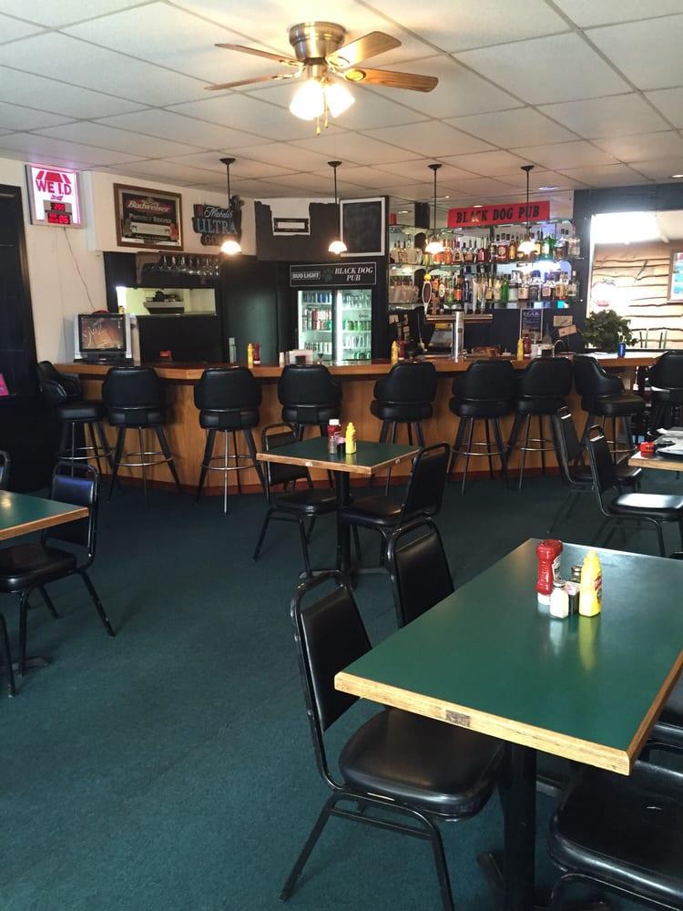The Black Dog Pub: Donegal, PA