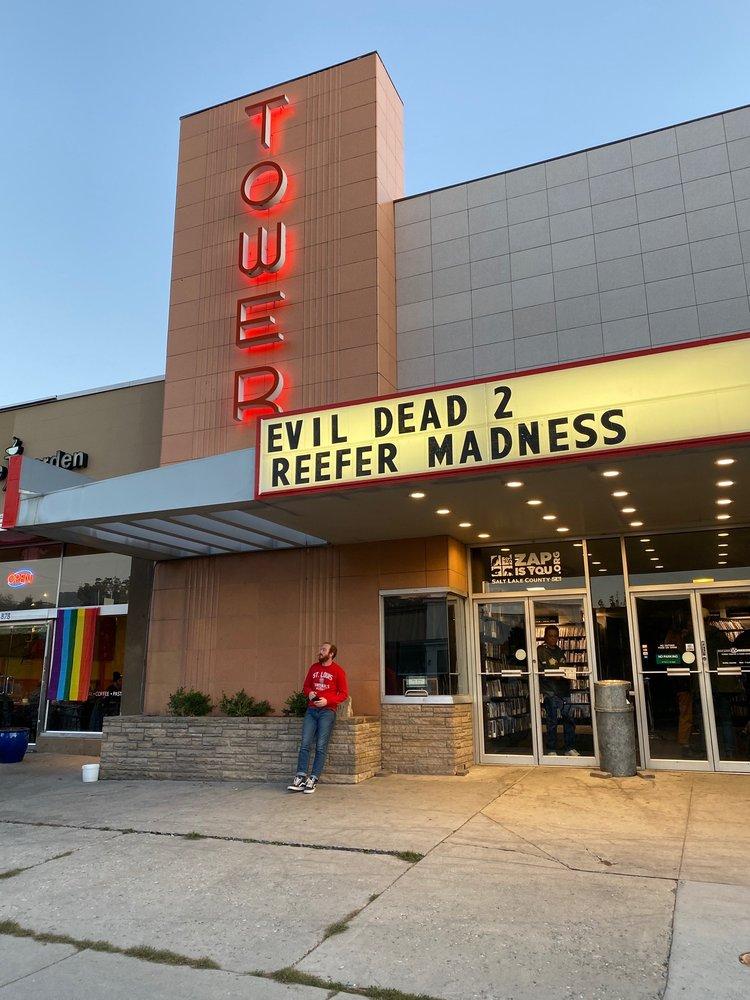 Tower Theatre: 876 E 900th S, Salt Lake City, UT
