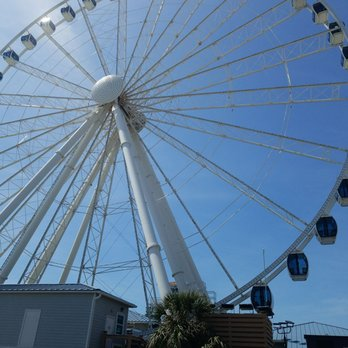 Photo Of Myrtle Beach Skywheel Sc United States