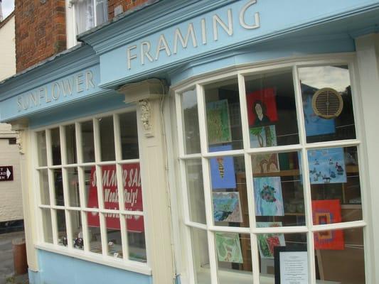 Sunflower Framing - Framing - 56 London End, Beaconsfield ...