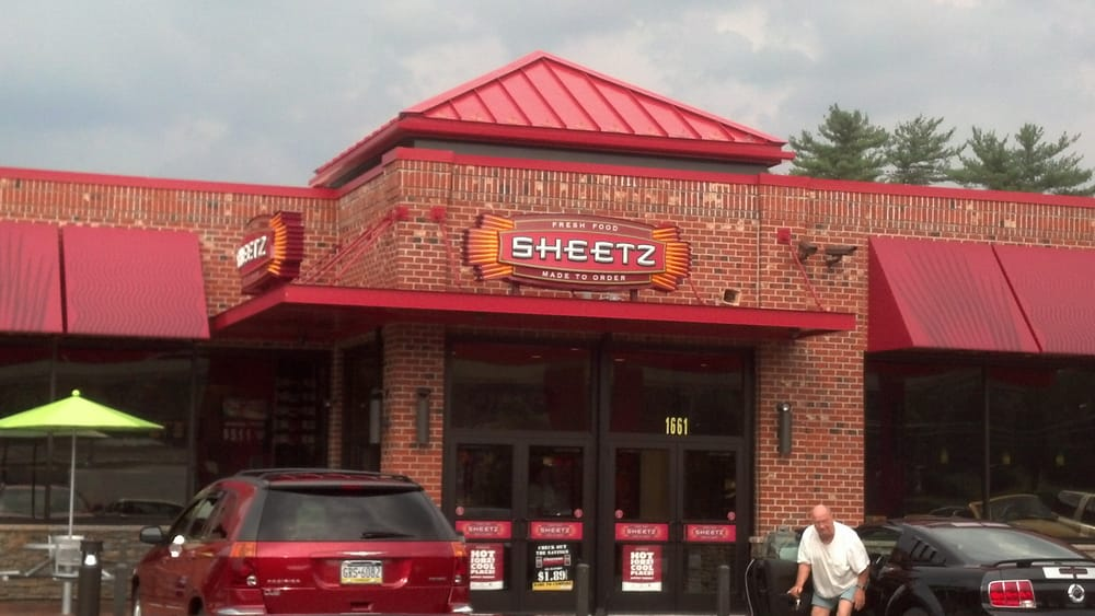 Sheetz is a popular chain of gas stations and convenience stores located in the Northeast portion of the United States. Sheetz has built a devoted following amongst those who love the chain's commitment to low prices, great made to order food items, and handmade coffee drinks.