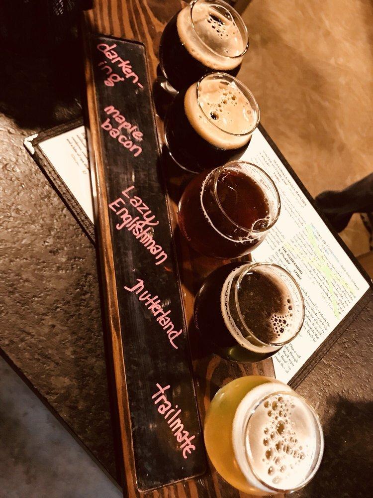 Lazy Hiker Brewing Company: 188 W Main St, Franklin, NC